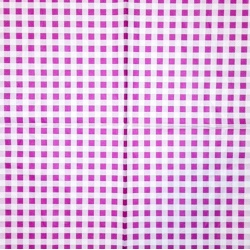 Napkin - checkered purple