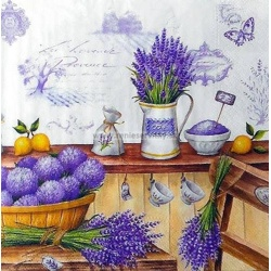 Country, Lavender