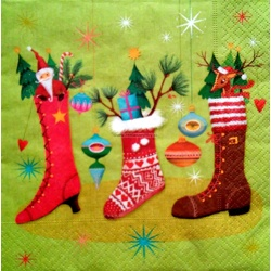 Napkin - Christmassocks