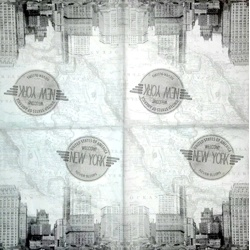 Napkin - New York