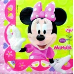 Micky Mouse, Minie