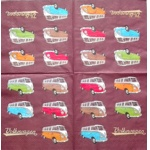 Napkin - Colection Volkswagen