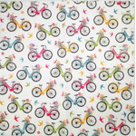 Napkin - Bicycles