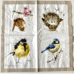 Napkins Wrendale Designs